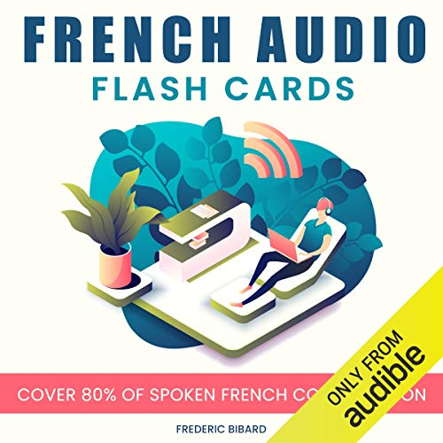 French Audio Flash Cards Titelbild
