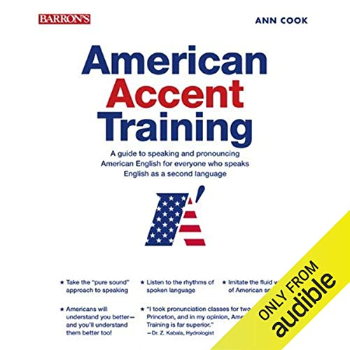 American Accent Training Titelbild