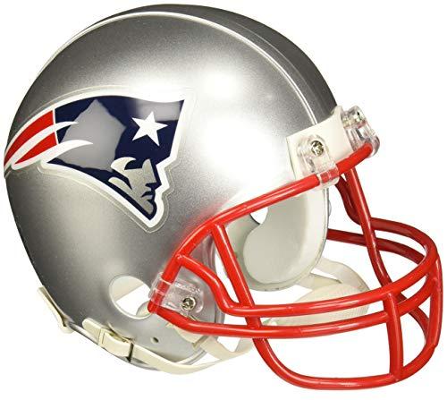 NFL Racks/Futons Mini-Fußballhelm, Racks/Futons, New England Patriots, One Size Fits All