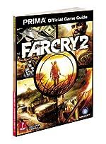 Far Cry 2 - Prima Official Game Guide de David Knight