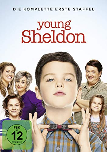 Young Sheldon: Die komplette 1. Staffel [DVD]