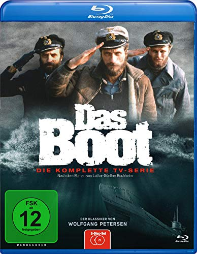 Das Boot - TV-Serie (Das Original) [Alemania] [Blu-ray]