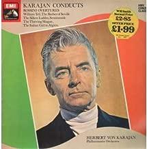Karajan Conducts Rossini Overtures