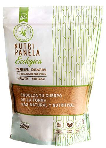 PANELA BIO-NUTRIPANELA 5 kg - Azúcar de caña integral ecol