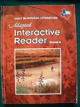 Paperback Holt McDougal Literature: Adapted Interactive Reader Grade 8 Book