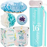 16th Birthday Gifts for Girl, Happy 16th Birthday, 16th Birthday Tumbler, Gifts for 16th Birthday Girl, 16th Birthday Decorations, Happy 16th Birthday Candle, 16th Birthday Party Supplies