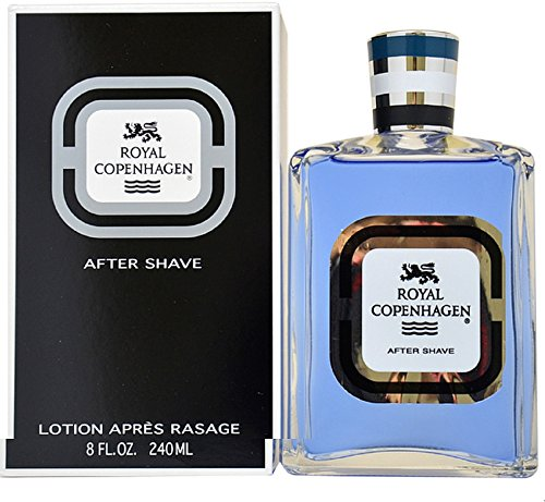Price comparison product image Royal Copenhagen Aftershave Lotion 8 oz (Pack of 2)