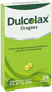 dulco LAX dragees, 20ST