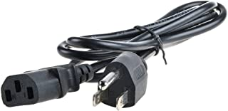 TacPower NEW AC Power Cord Cable Plug For Mettler Toledo AE100 AE160 AE163 AE240 Balance