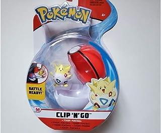 Pokemon Clip n Go Poke Ball Togepi Figure