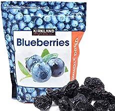Kirkland Signature Whole Dried Blueberries (Resealable Bag) - 20 oz.