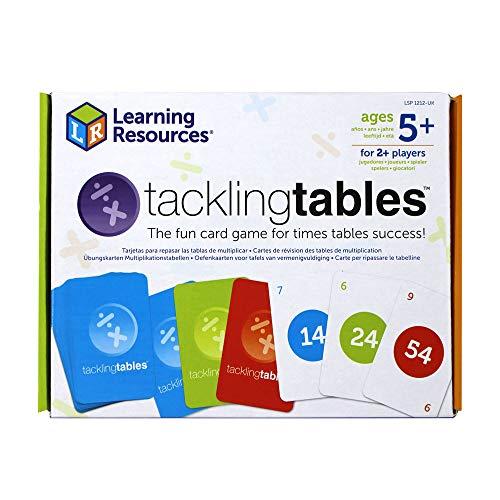 Learning Resources- Set para los Alumnos para Practicar Las Tablas de multiplicar (LSP1212-UK)