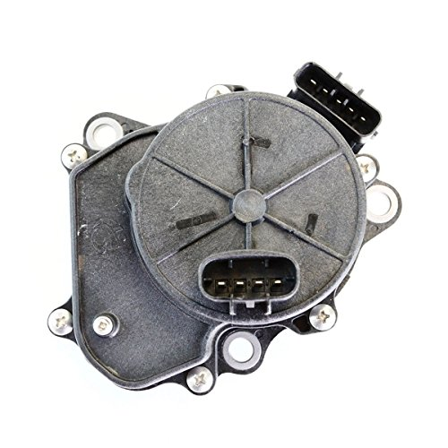 Four Wheel Drive Actuator/Servo Complete Plug and Play Assembly - Fits Yamaha Grizzly-Rhino-Kodiak - Part Number 5KM-4616A-02-00