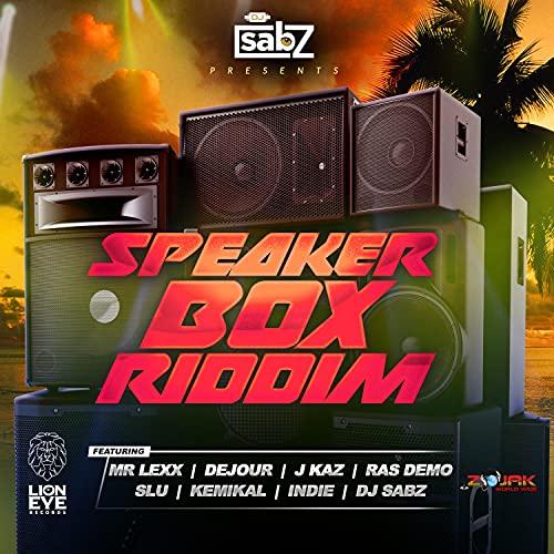 Speaker Box Riddim (Instrumental)