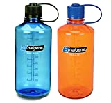 Celery Street Nalgene 32 Ounce (32oz) Narrow Mouth (NM)...