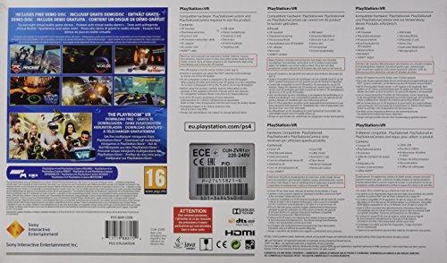 Playstation Vr + Playstation cámara para Playstation 4 [Official Bundle] [Importación Italiana]