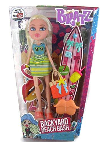Bratz Cloe Backyard Beach Bash Doll