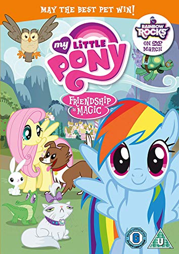 My Little Pony: Friendship is Magic - May The Best Pet Win!
