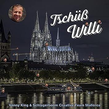 Tschüß Willi (Im Gedenken an Willi Herren)