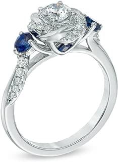 vera wang love sapphire ring