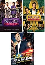 NCIS: New Orleans: The Complete Series Season 1-3