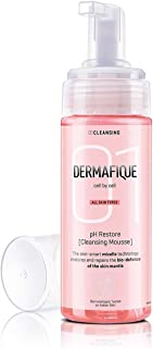 Dermafique Ph Restore Cleansing Mousse, Pink, 150ml