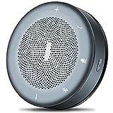 MAXHUB Altavoz Bluetooth para Captura de Voz de 360 ° .Reducción de Ruido, Micrófono inalámbrico para Sala de conferencias, Bluetooth, Altavoz de Conferencia de Audio dúplex Completo con micrófono