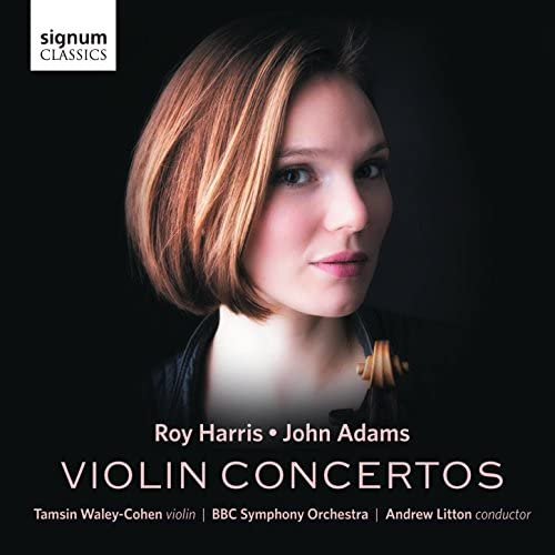 Tamsin Waley-Cohen, BBC Symphony Orchestra & Andrew Litton