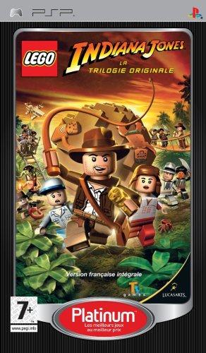 Lego Indiana Jones : la trilogie originale - platinum
