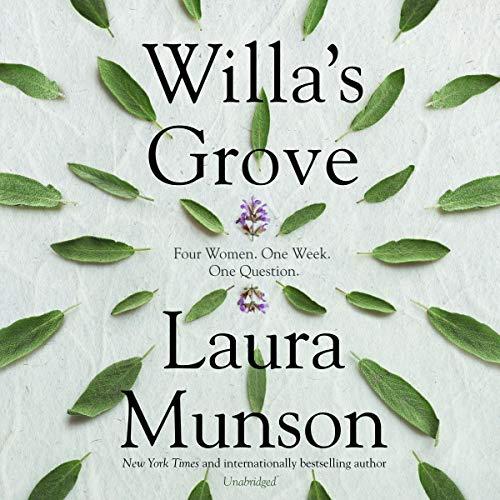Willa's Grove audiobook cover art