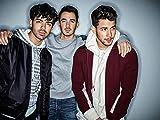 E-Buyer Jonas Brothers Unframed Wall Art Print Poster Size:12x14 inch, Mk478