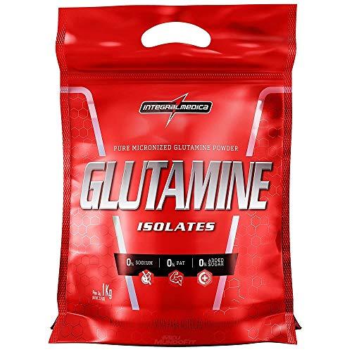 Glutamine Natural Pouch 1 Kg, Integralmedica, 1Kg