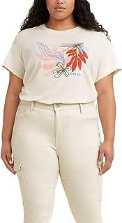 Levi's Women's Graphic Varsity Tee Shirt