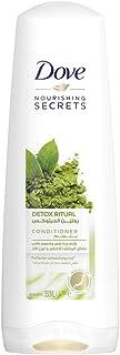 Dove Nourishing Secrets Conditioner Detox Ritual-Matcha and Rice Milk, 350 ML