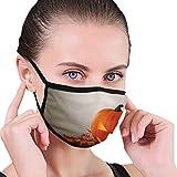 Halloween Kürbis Staub Gesichtsmaske für Staub Mund Maske Anti-Staub Maske Earloop Gesichtsmaske