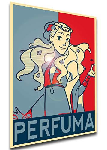 Instabuy Poster Propaganda - She-ra and The Princesses of Power - Perfuma - LL0230 Manifesto 70x50cm