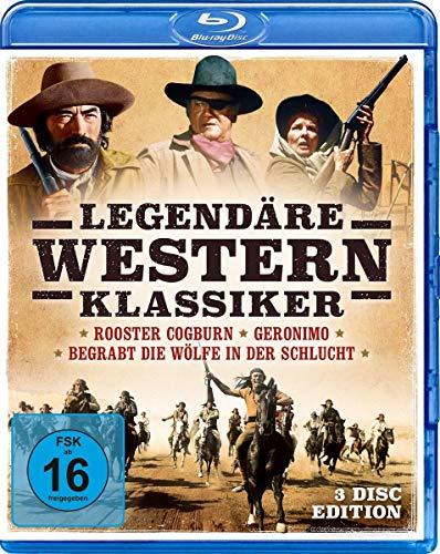 Legendäre Western-Klassiker [Blu-ray]