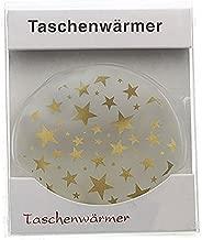 Wichtelgeschenk 2er Set itsisa Taschenw/ärmer Winter Time Taschenheizkissen Handw/ärmer