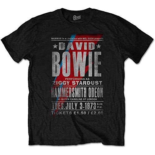 T-Shirt # Xxl Unisex Black # Hammersmith Odeon