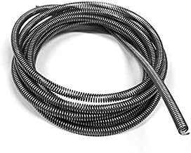 3/16 Brake Line Tube Spring Wrap Armor Guard Cover Tubing Protectant Stainless 8 ft. (L-3-4)