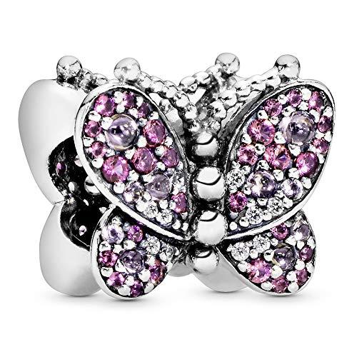 PANDORA - Bead Charms de plata de ley 925 con circonita 797882NCCMX