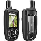TUSITA Hülle für Garmin GPSMAP 62 62s 62st 62sc 62stc 64 64s 64st 64sc 64x 64sx 64csx - Silikon Schutzhülle Case Cover - Outdoor GPS Navigator Zubehör
