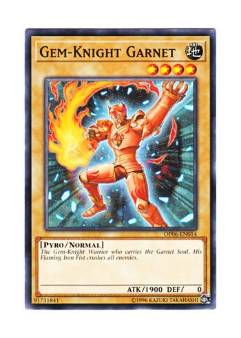 yugioh gem knight garnet - 4