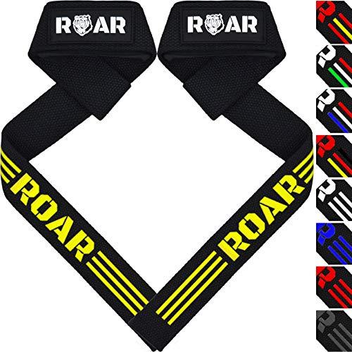 Roar Straps (Amarillo)