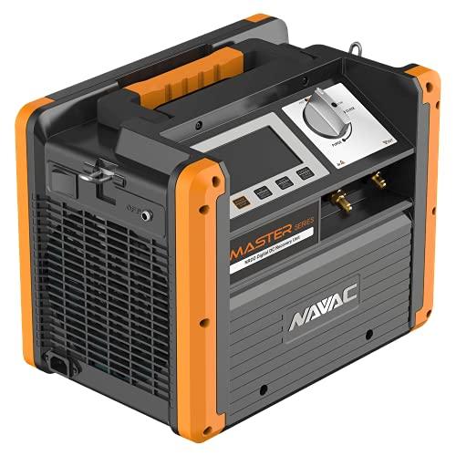 Navac Recovery Unit, Twin Cylinder, DC Inverter, Digital Interface, Master-Series (NRDD)