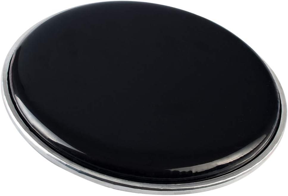 LoveinDIY Black 8'' Ranking TOP7 Banjo Body Ukulele for 2021 model Head Strin Skin