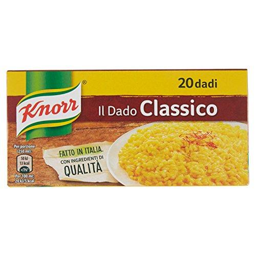 Knorr Dado Classico - 20 Dadi, 200 g