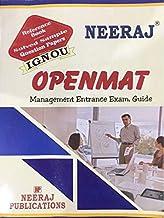 Neeraj Openmat Entrance Exam IGNOU GUIDE BOOK (2019-2020)