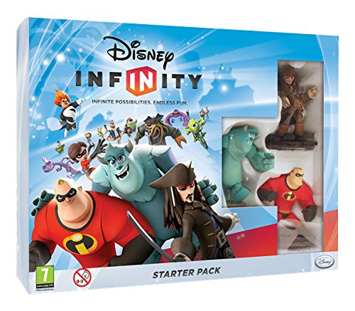 Disney, Infinity Starterpack (English) 3DS