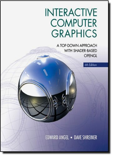 Interactive Computer Graphics: A Top-Down Approach With Shader-Based Opengl